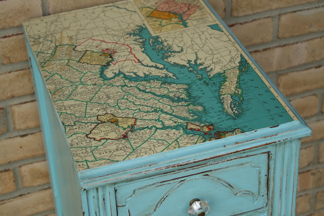 Map Table by Primitive & Proper
