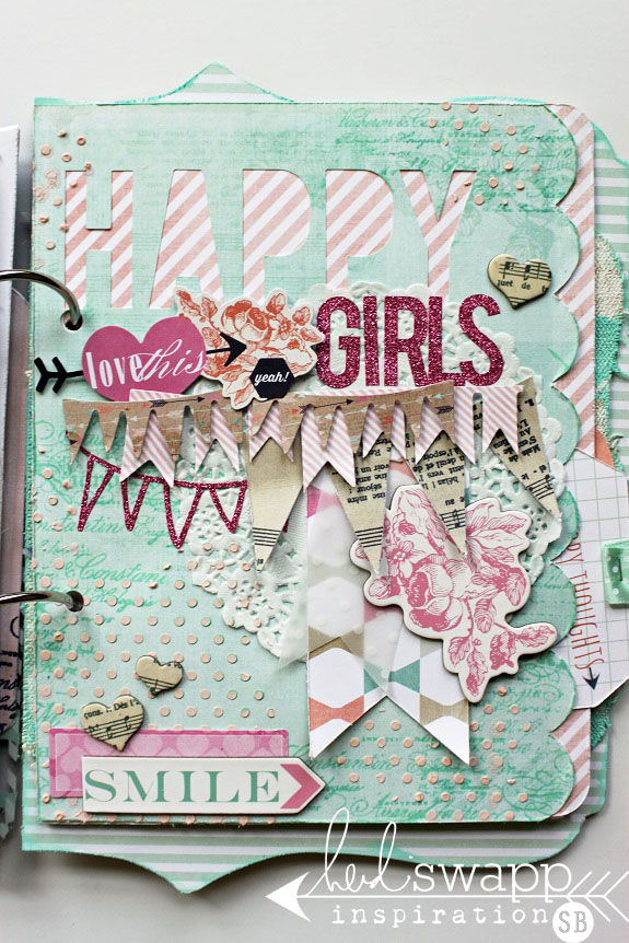 Happy Girls Page