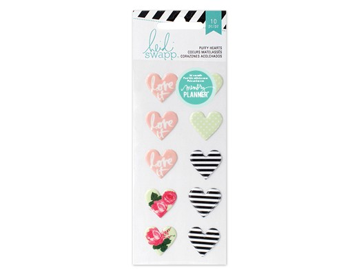 heidi swapp puffy heart stickers
