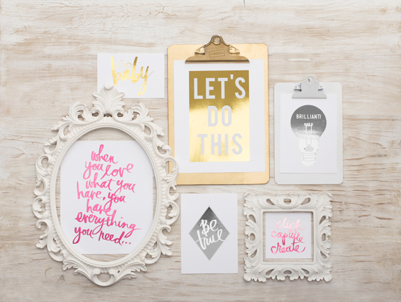 Heidi Swapp Minc Foil Applicator Machine @heidiswapp #heidiswapp #hsMinc #diy #party #cardmaking #gold #foil #scrapbooking
