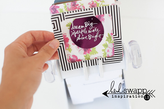Heidi Swapp All New MemoryDex Spinner Inspiration