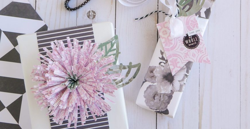Heidi Swapp's Magnolia Jane Wraps Up Mother's Day Gifts by Jamie Pate | @jamiepate for @heidiswapp