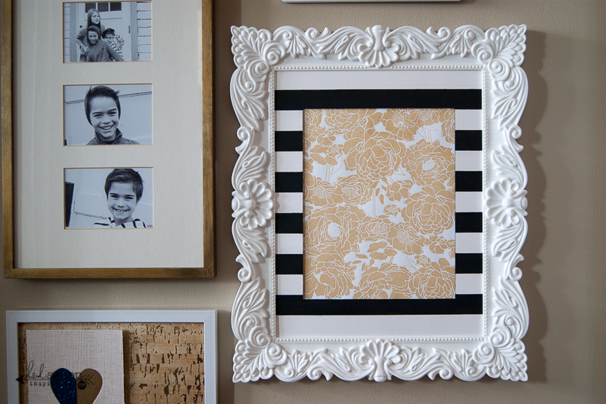 Gallery Wall Project Breakdown - @MaggieWMassey for @HeidiSwapp