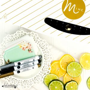 EASY PEASY DRINK JAR LABELS   MINC LAMINATION :: @MaggieWMassey for @HeidiSwapp