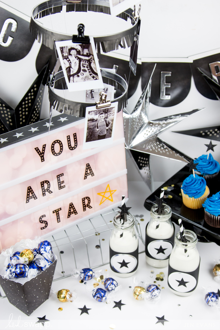You are a Star party by @createoften for @heidiswapp