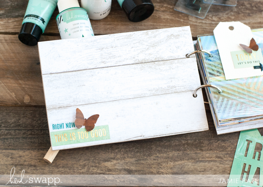 10 Ways With the Heidi Swapp Gallery Wall Collection | @jamiepate for @heidiswapp
