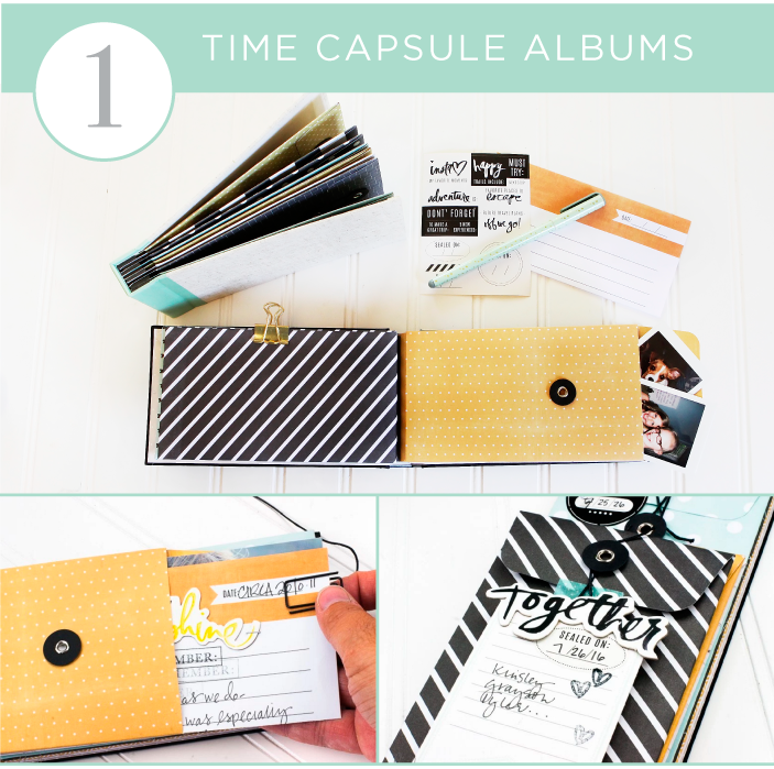 1 - Time Capsule Albums