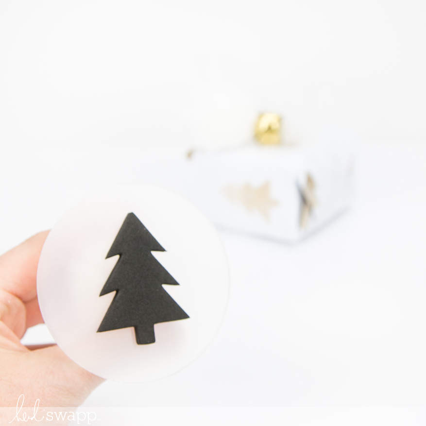 Foil your own stamp images with the DIY Minc Foil Stamp Pad by @createoften for @heidiswapp