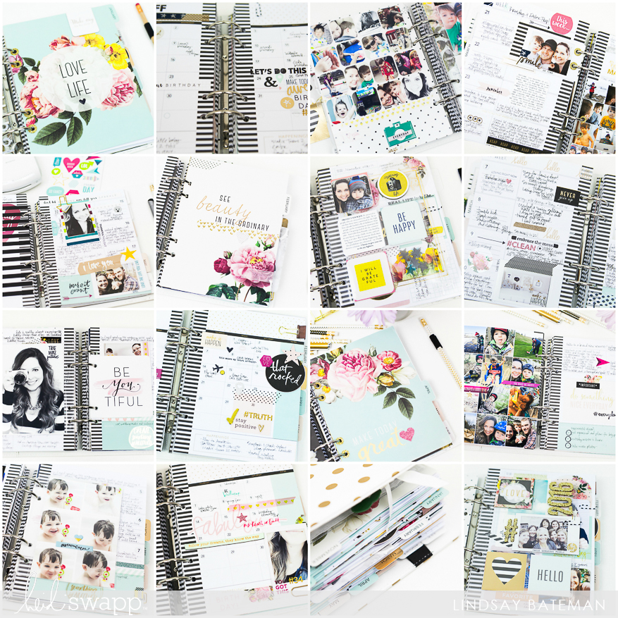 planner collage 1 of 1 heidi swapp