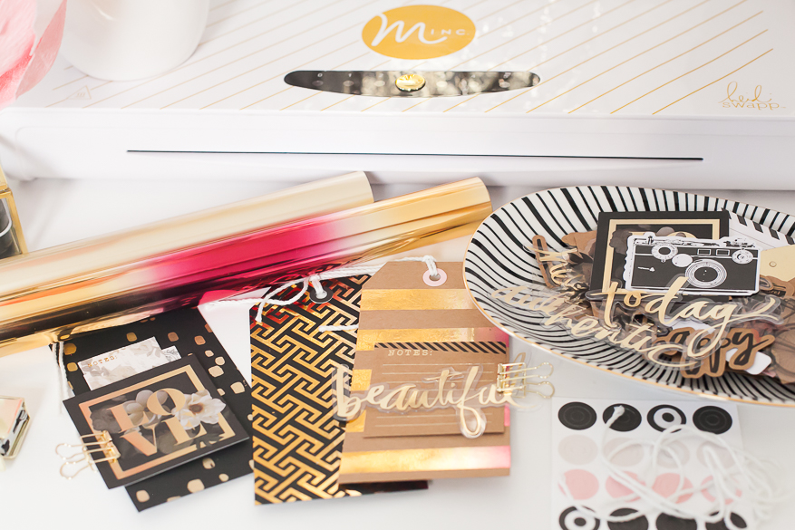 minc it monday with magnolia jane I @lindsaybateman for @heidiswapp