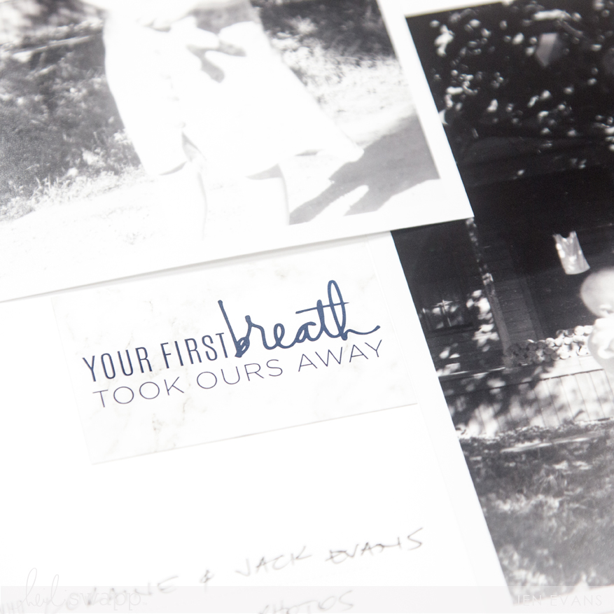 How to print vintage negatives, get those photos out of boxes, and stories told #TheJackEvansProject by @createoften for @heidiswapp