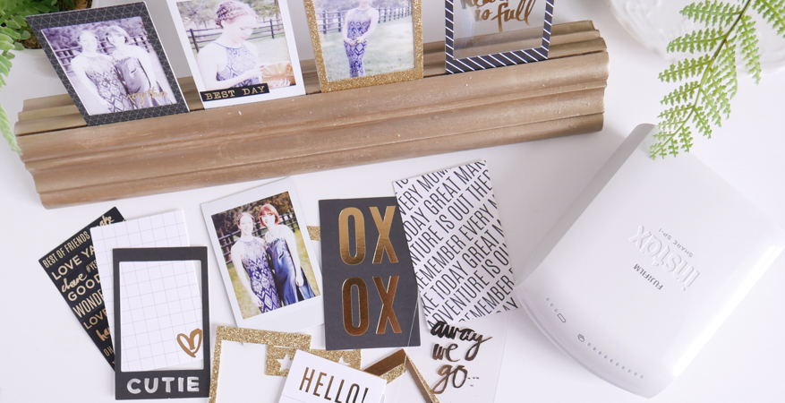 New Heidi Swapp Tropical Instax Collection | @jamiepate for @heidiswapp
