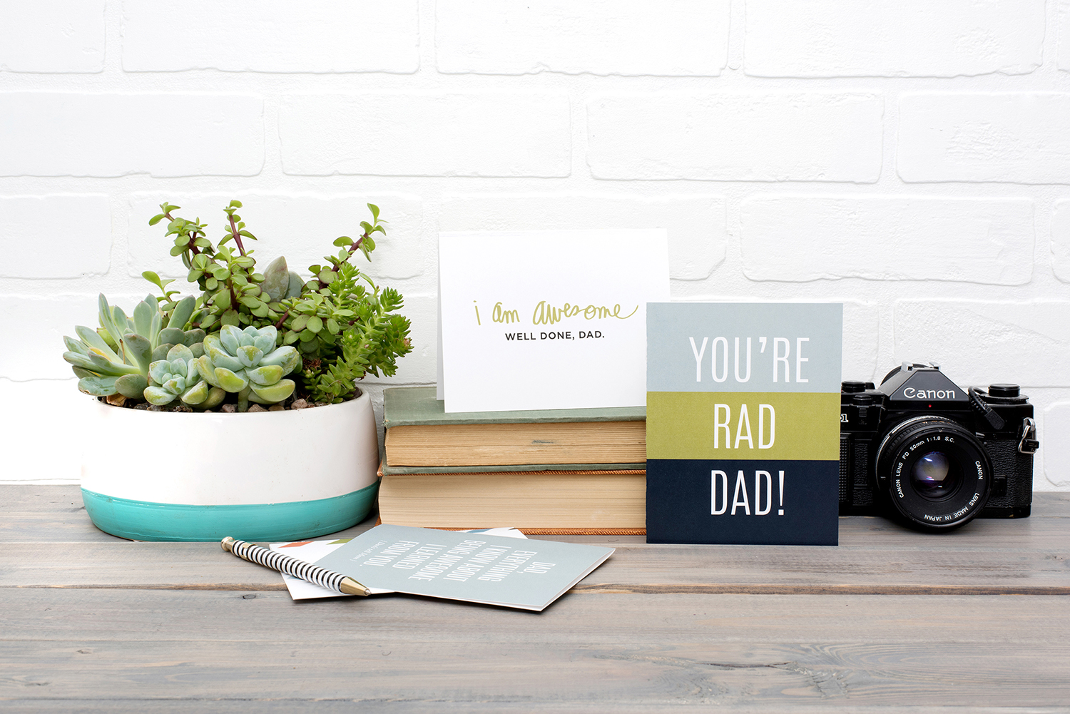 Free Printable Father's Day Cards - by Heidi Swapp