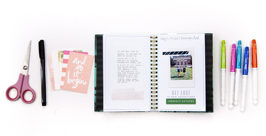 IY wedding shower ideas designed by @heidiswapp for Julianne Hough's bridal shower