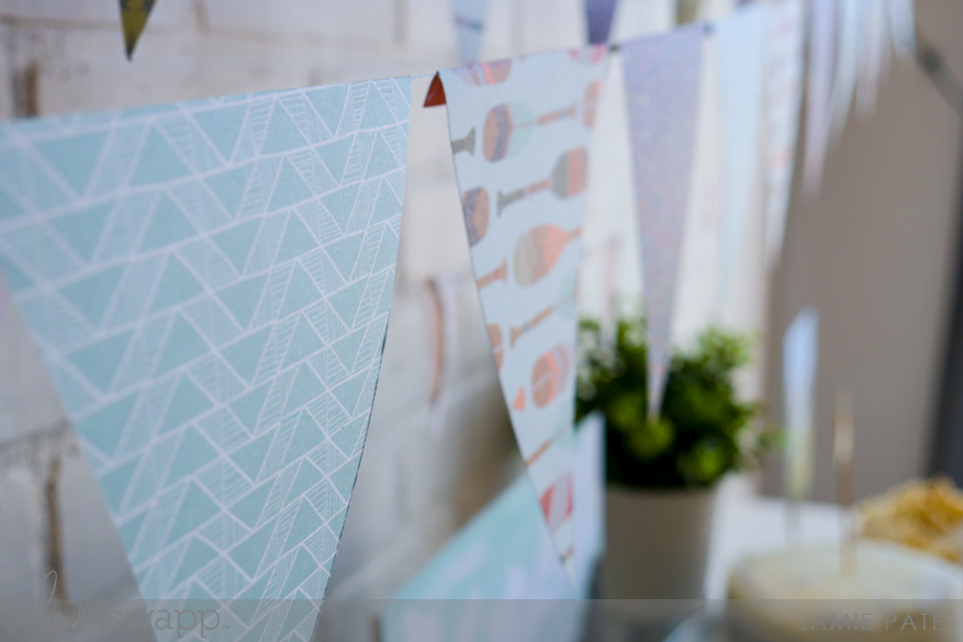 Using a Paper Collection to Party by Jamie Pate for Heidi Swapp   @jamiepate for @heidiswapp