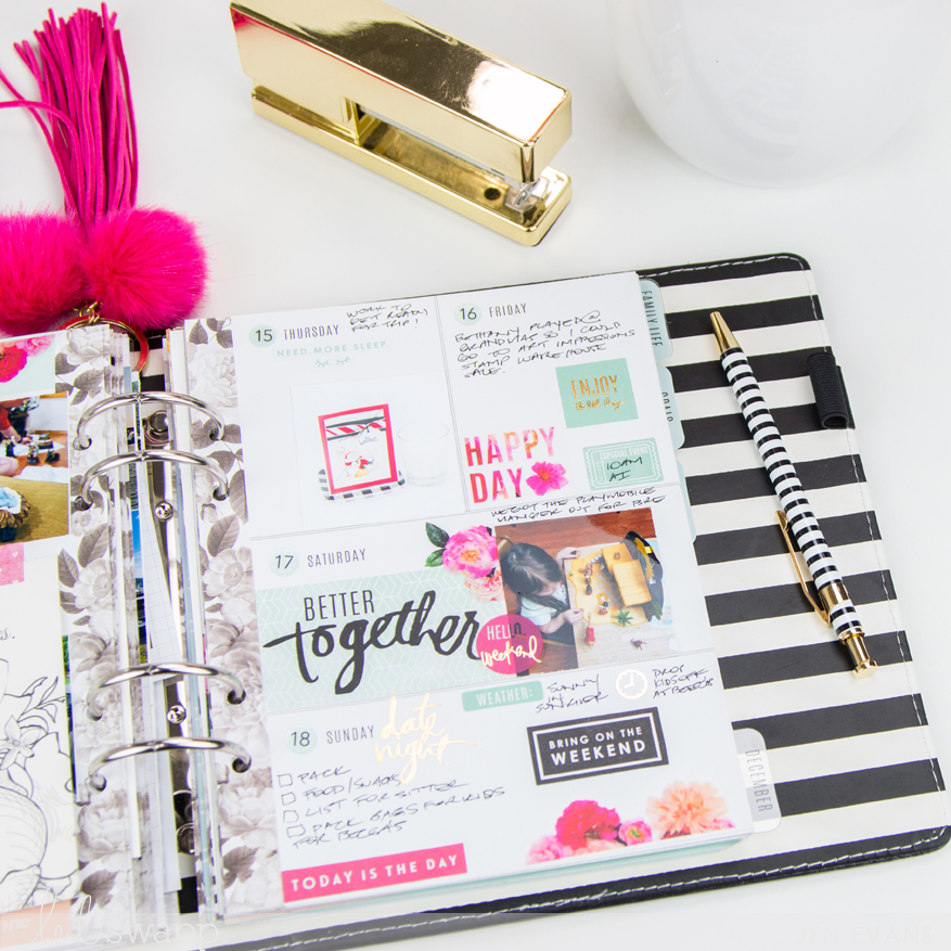 5 tricks that will change the way you use stickers by @createoften for @heidiswapp
