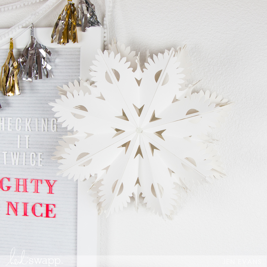 Glam Your Entry Way for the Holidays 6 Ways by @createoften for @heidiswapp