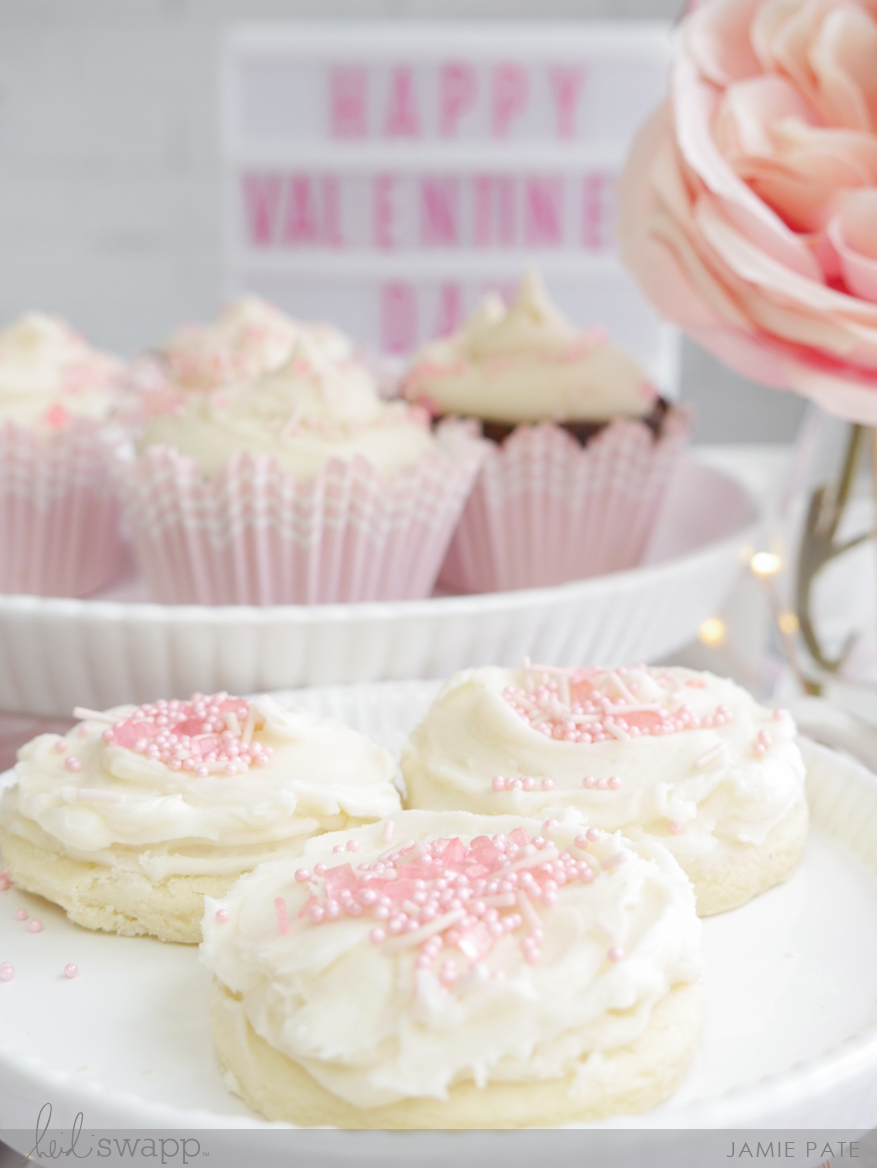How To Celebrate a Special Galentines Day by Jamie Pate | @jamiepate for @heidiswapp