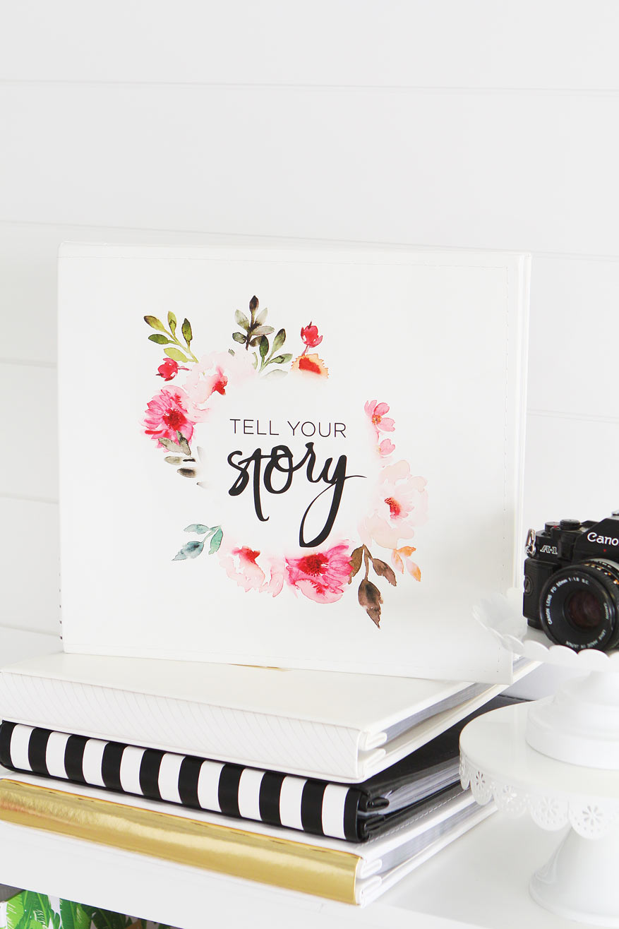Introducing Heidi Swapp Storyline V2 | A way to tell your story through scrapbooking @heidiswapp
