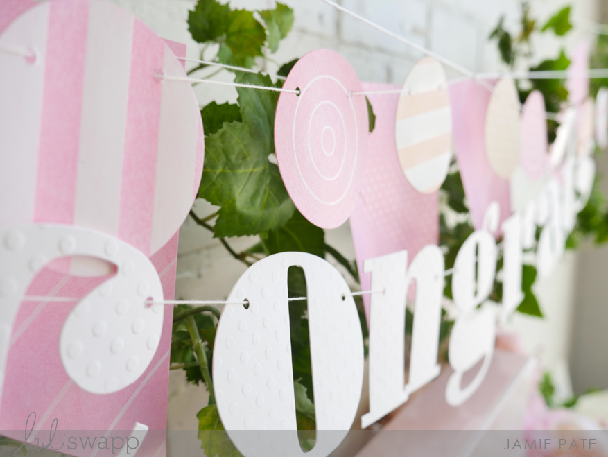 How To Invite Heidi Swapp to Your Grad Party by Jamie Pate | @jamiepate for @heidiswapp