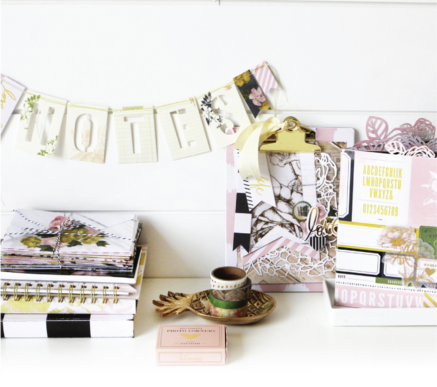 Introducing Emerson Lane by @heidiswapp