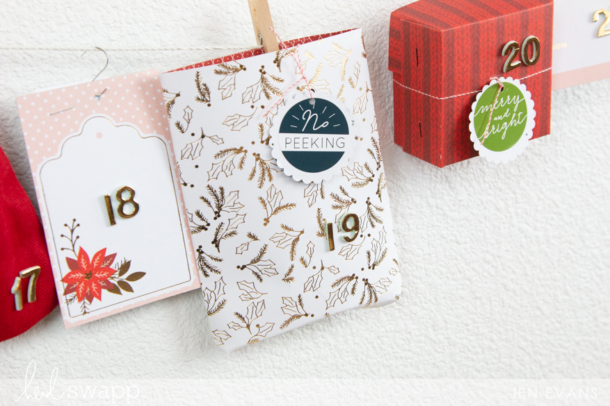 Deck the Halls with @heidiswapp by @createoften