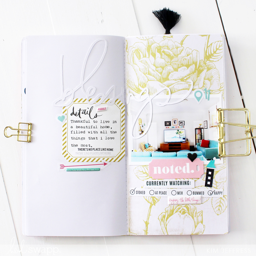 Heidi Swapp Journal Studio