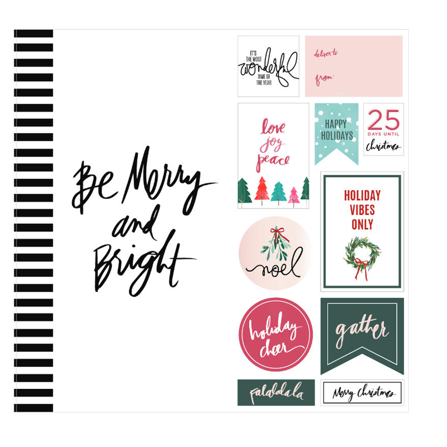 It's a Heidi Holiday Social Media Event | Planner Freebie Download | 2018