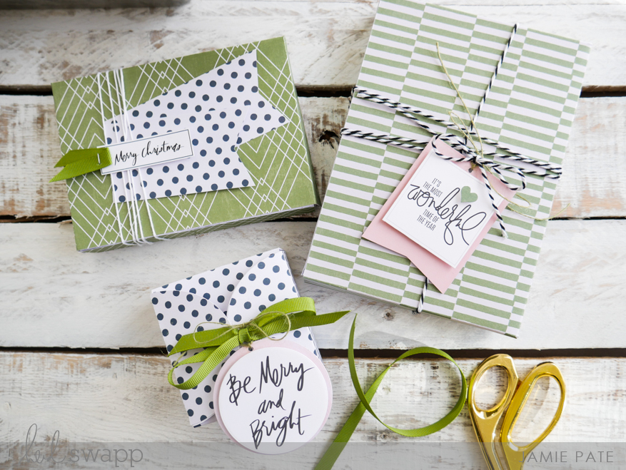 How To Gift with Heidi Swapp Emerson Lane by Jamie Pate | @jamiepate for @heidiswapp