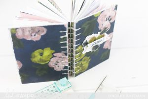 emerson lane coptic notebook I @lindsaybateman for @heidiswapp