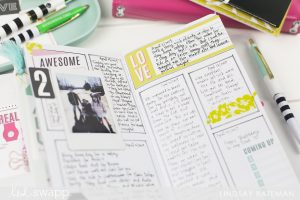 Journal Studio I @lindsaybateman for @heidiswapp