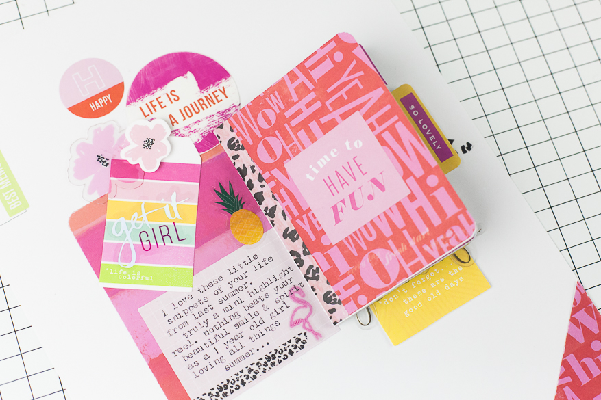 create an interactive storyline layout I @lindsaybateman for @heidiswapp