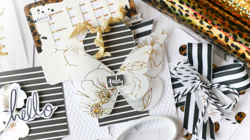 Five Fresh Ways with Heidi Swapp Memory Dex by Jamie Pate | @jamiepate for @heidiswapp