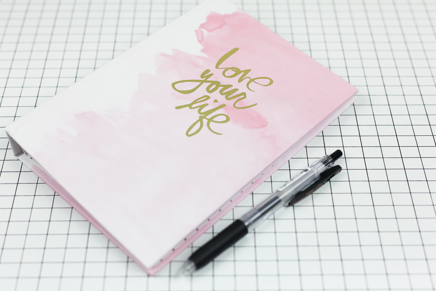 handmade by heidi love your life journal kit I @lindsaybateman for @heidiswapp