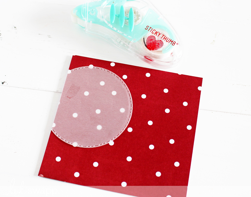 Easy Holiday cards with Winter Wonderland