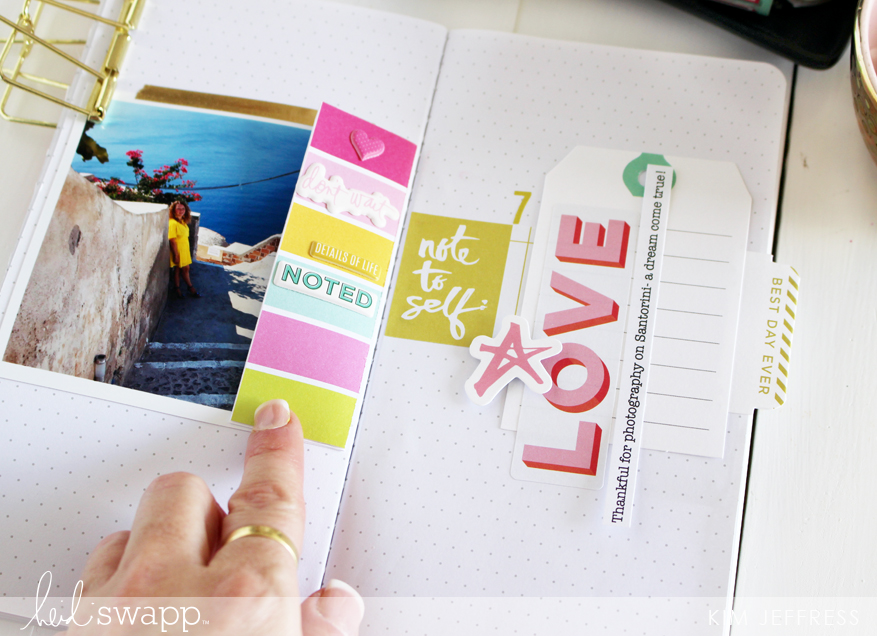 Heidi Swapp Gratitude Journal