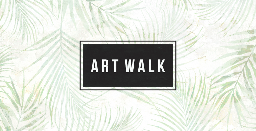 Introducing @heidiswapp Art Walk