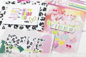 color fresh card making I @lindsaybateman for @heidiswapp