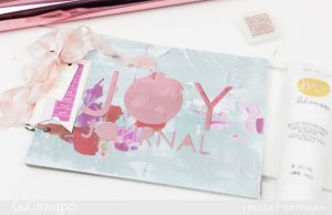 create a joy journal using the heidi swapp minc I@lindsaybateman for @heidiswapp