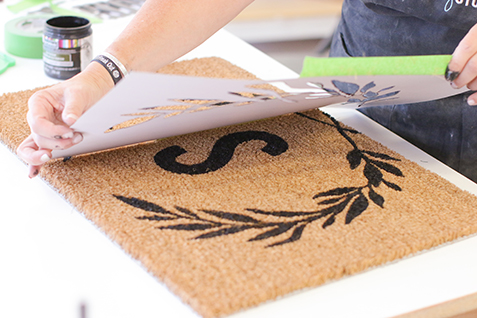 DIY Doormats by Heidi Swapp shipping to retailers now