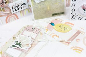 cardmaking with storyline chapters I @lindsaybateman for @heidiswapp