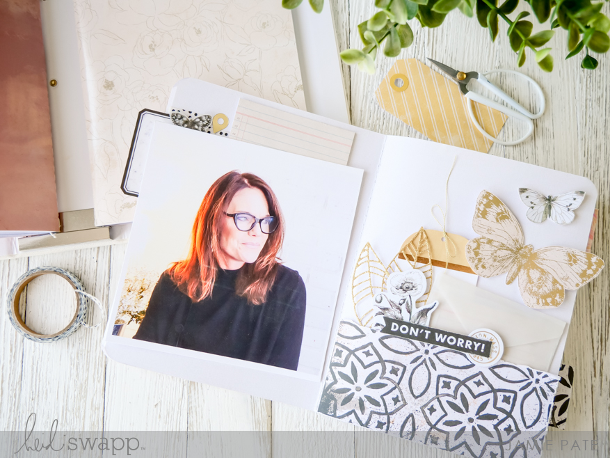 A Personal Way To Use Heidi Swapp Storyline Chapters Mini Inserts